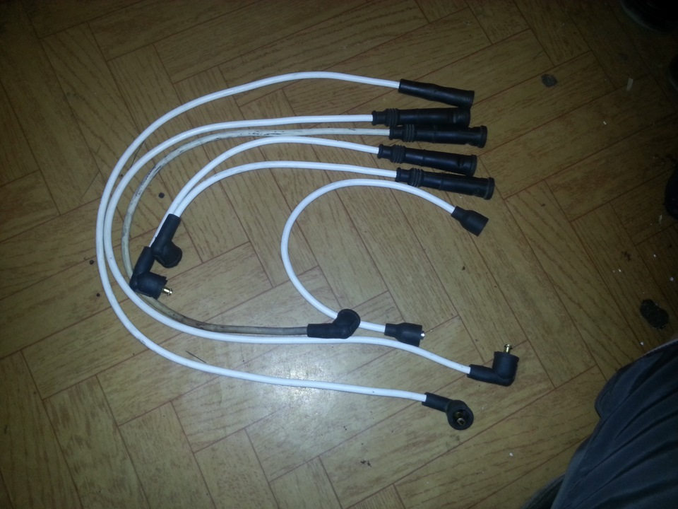 Провода нулевого сопротивления на инжектор