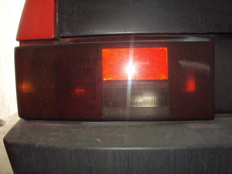 Как сделать самому задние фонари на 2109 984