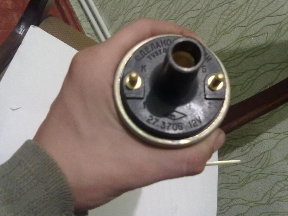 Фото №18 - ВАЗ греется катушка зажигания 2110