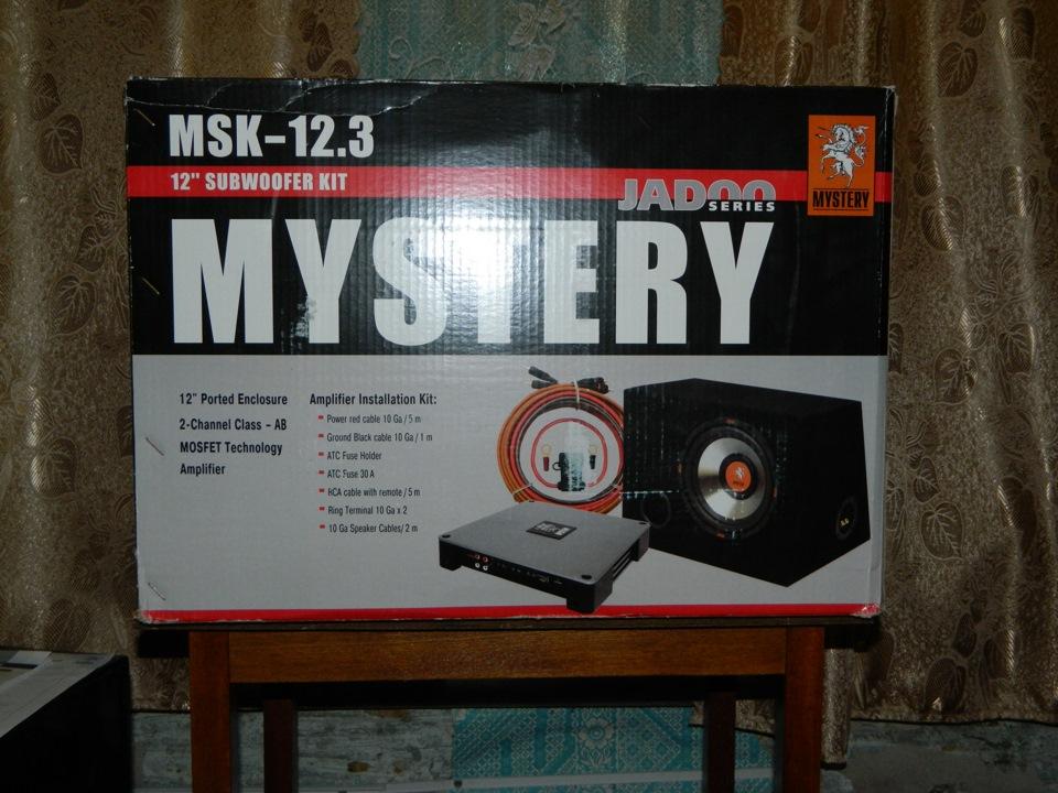 комплект MYSTERY MSK-12.3б