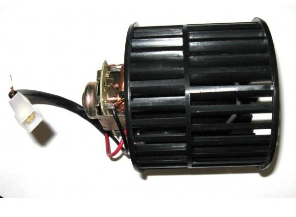 Электровентилятор отопителя 21 8 с кожухом – купить в