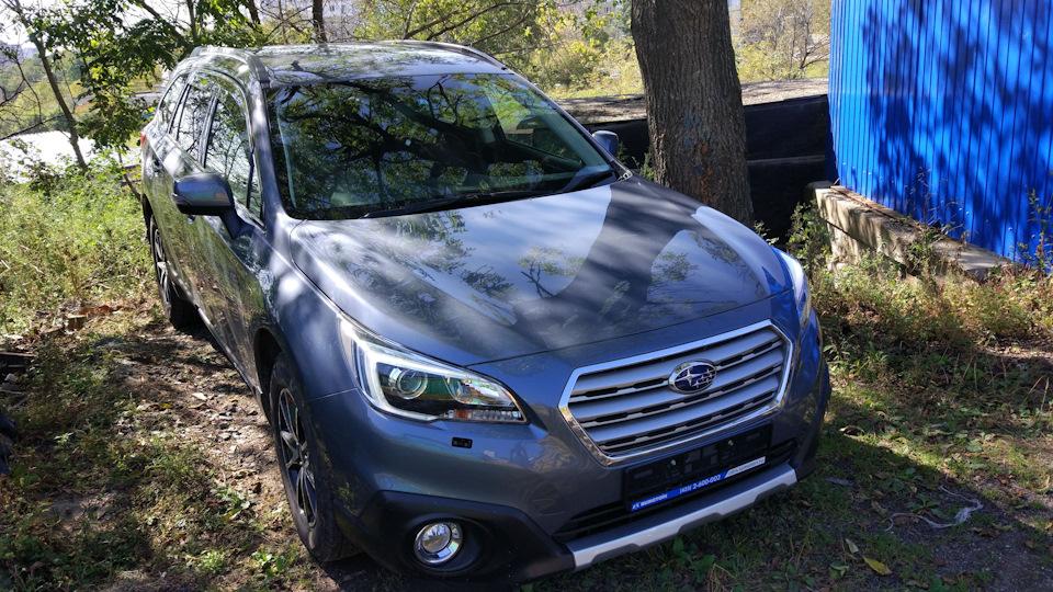 Subaru универсал обзор