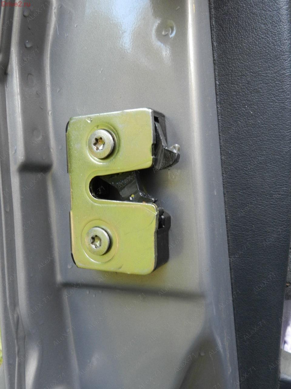 Доводчик для авто дверей