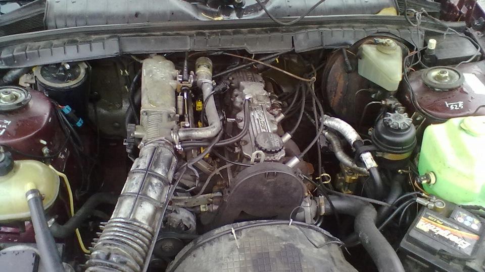 Ваз 2110 двигатель масло сколько