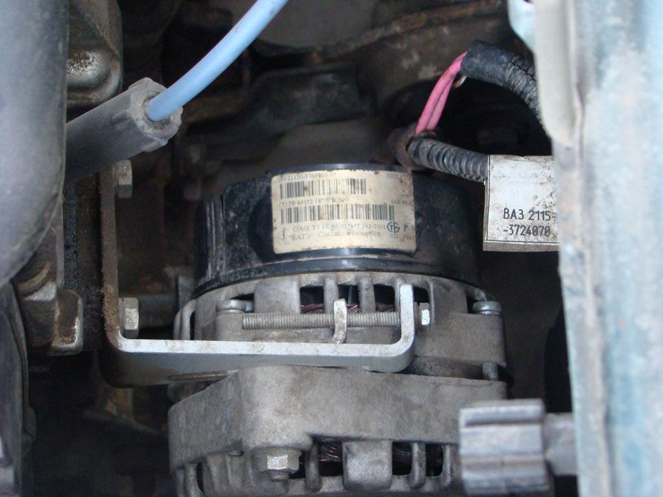 f16ac38s 960 - Трехуровневый регулятор напряжения на генератор