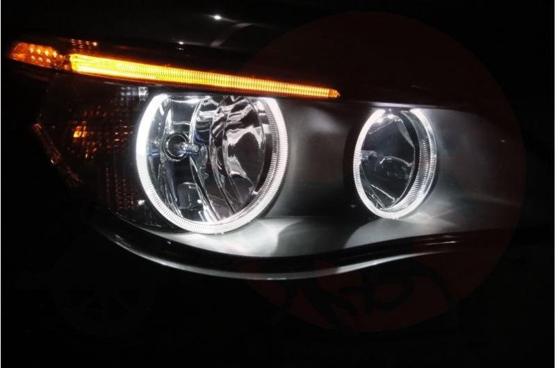 E90 Led Turn Signals Angel Eyes Bulb Install Community Bmw Club