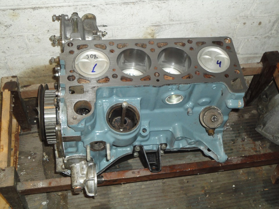 Ваз 2105 ремонт двигателя своими руками