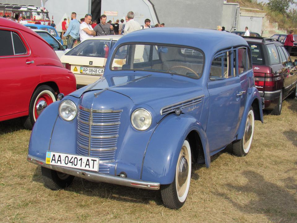 Москвич 400 / 401