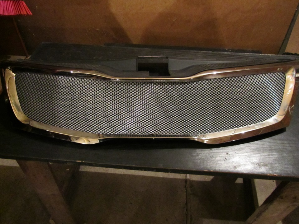 Защитная сетка на решетку радиатора киа рио своими руками - Uinzone.ru
