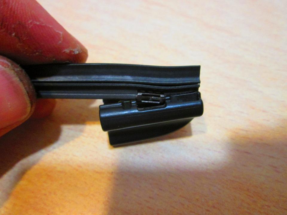 Как заменить резинки на дворниках рено флюенс
