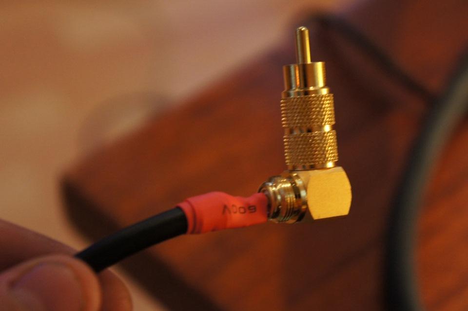 Кабель для микрофона своими руками