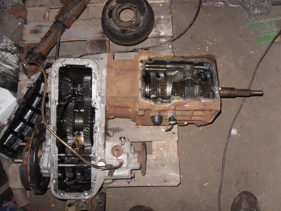 КП РК Nissan Patrol 160