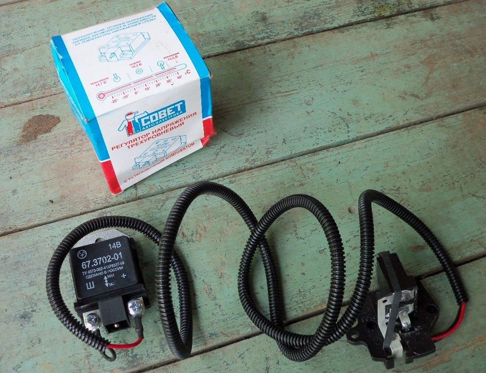 f227db4s 960 - Схема подключения реле зарядки на ваз 2106