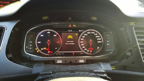 retrofit seat virtual cockpit — logbook seat leon fr 2014 on drive2