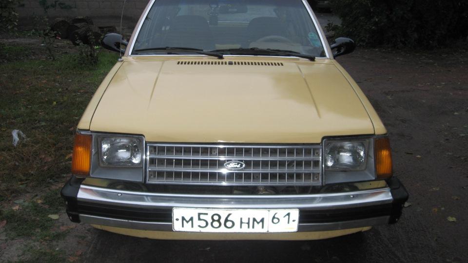 ford escort 1.6 автомат