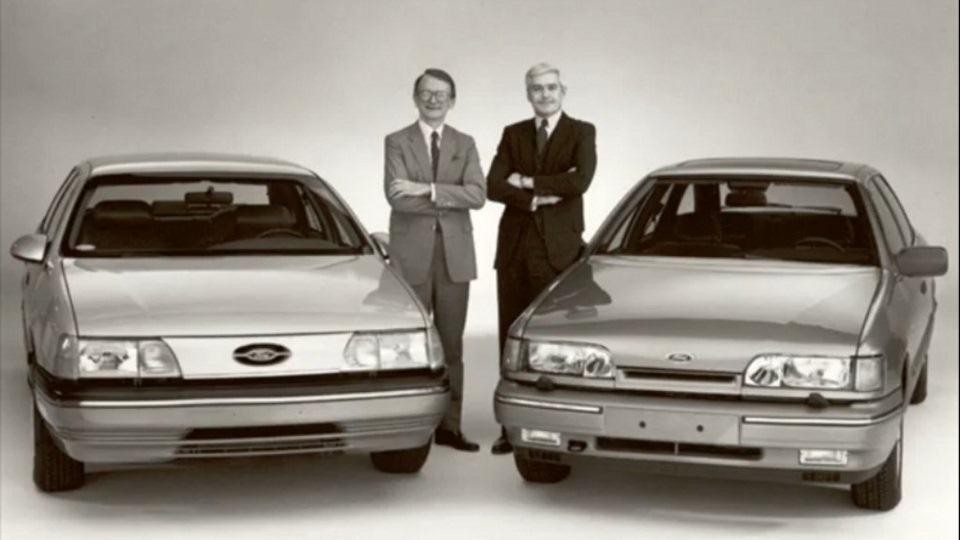 Ford Taurus G1 ГазБензин