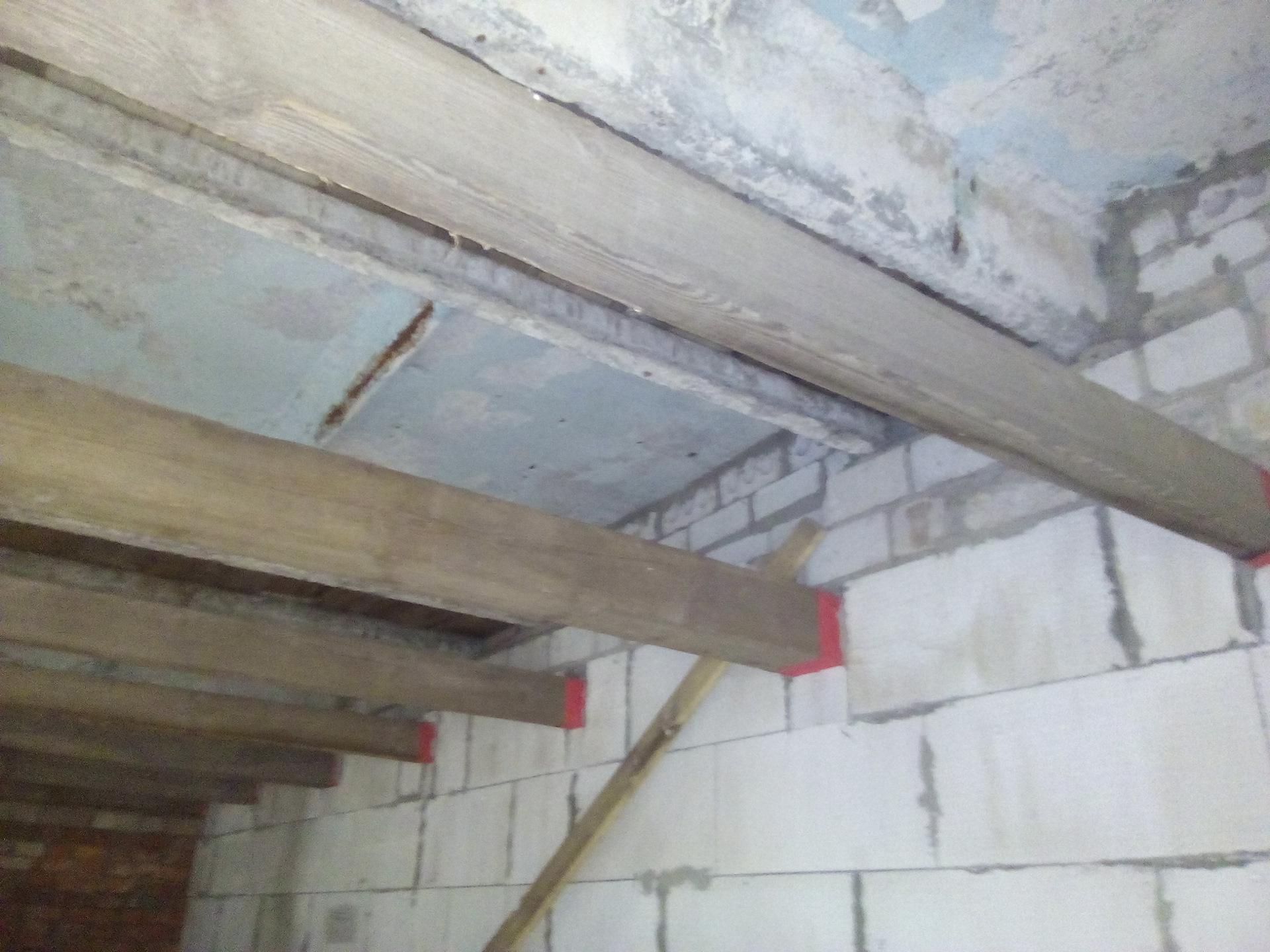 Утепление потолка в гараже пенопластом