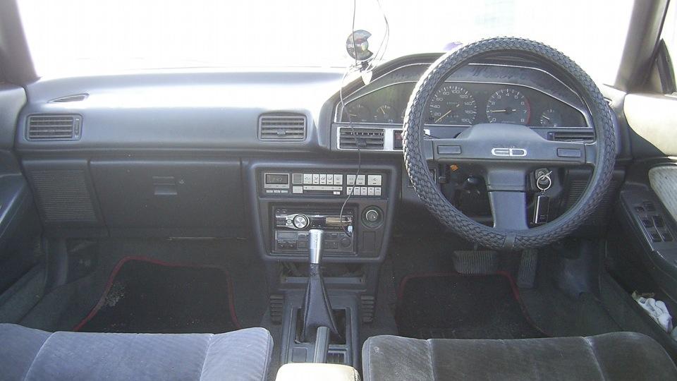 Toyota Carina ED ST162 3S-GE