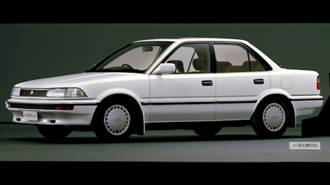 Toyota Corolla 90 Owners Reviews With Photos Drive2
