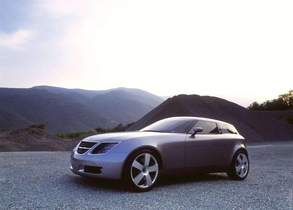 Saab 9x Concept Car 2001 Concept Car