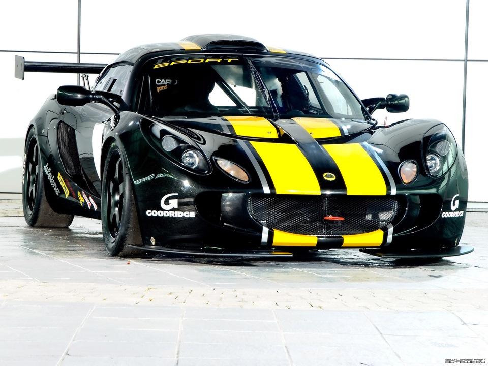 фото автомобили гоночные
