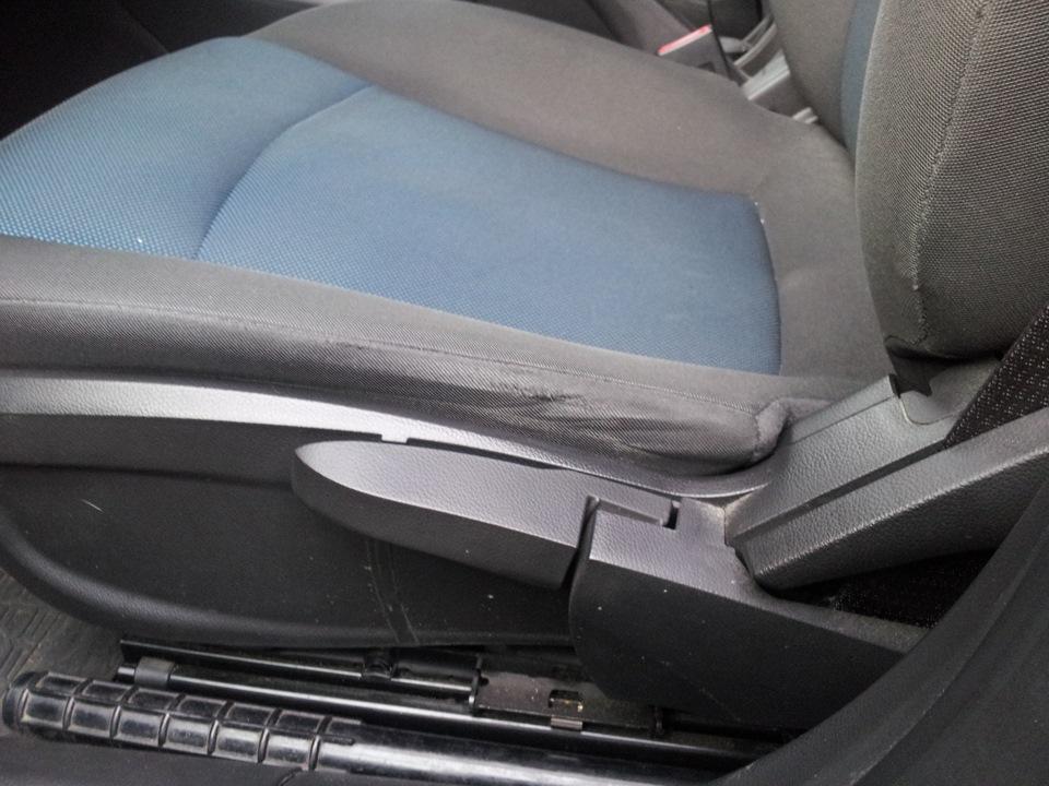 chevrolet cruze разъемы водительского сиденья