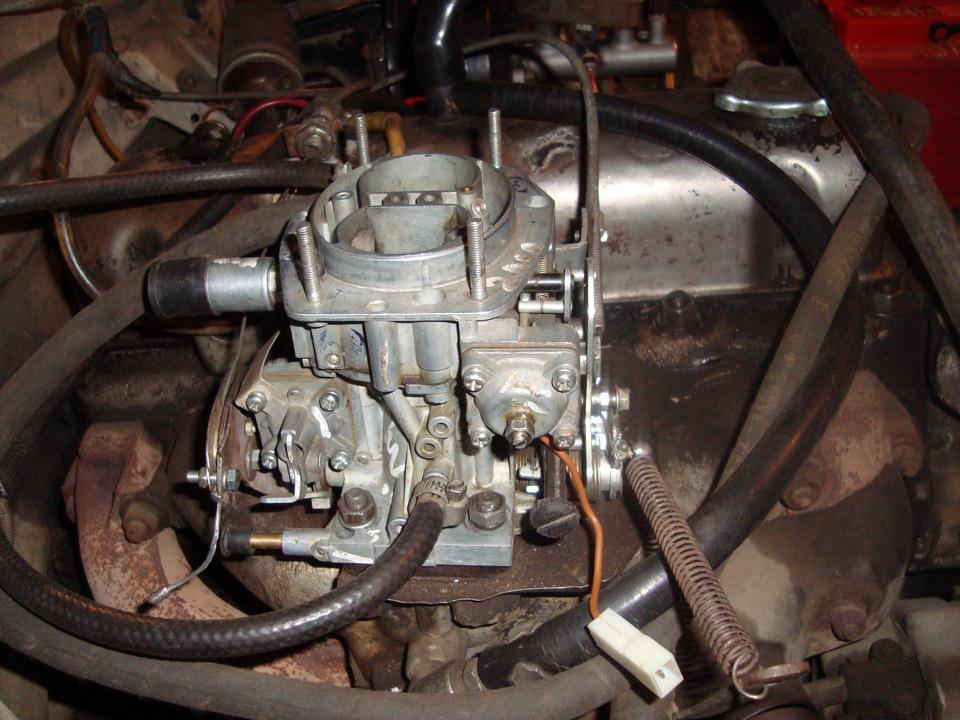 Карбюратор ваз на газель 402 двигатель 24