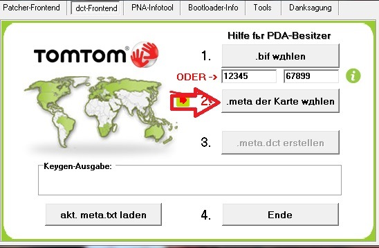 Tomtom Map Meta Keygen