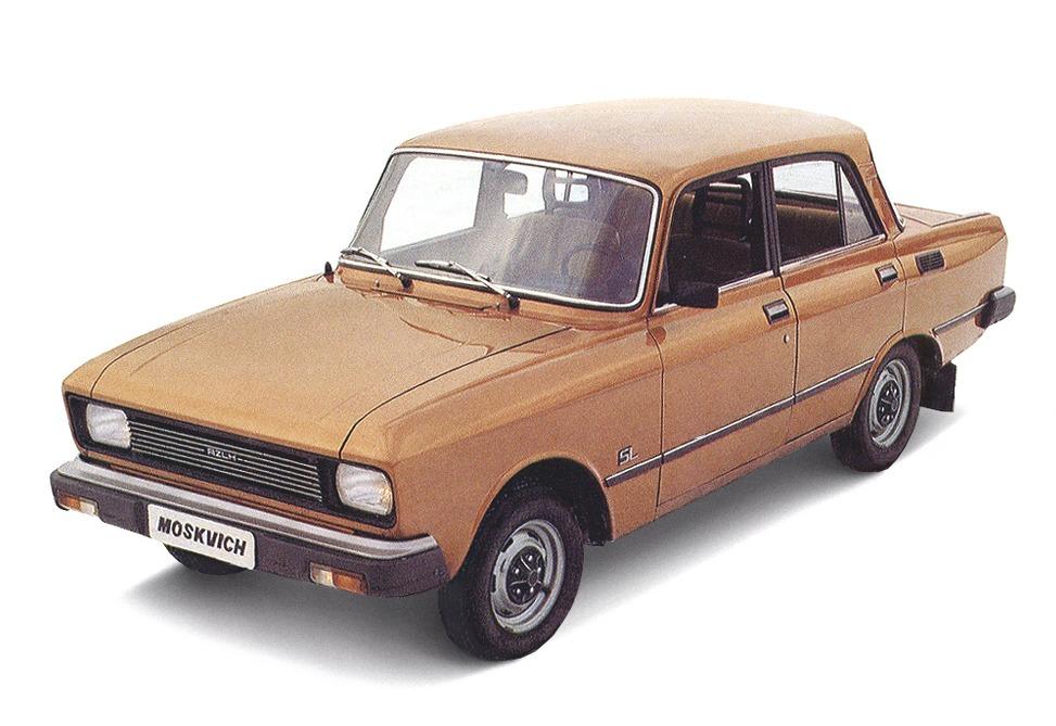 автомобиль москвич