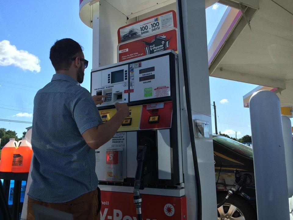 Стоимость литра бензина в сша 2018