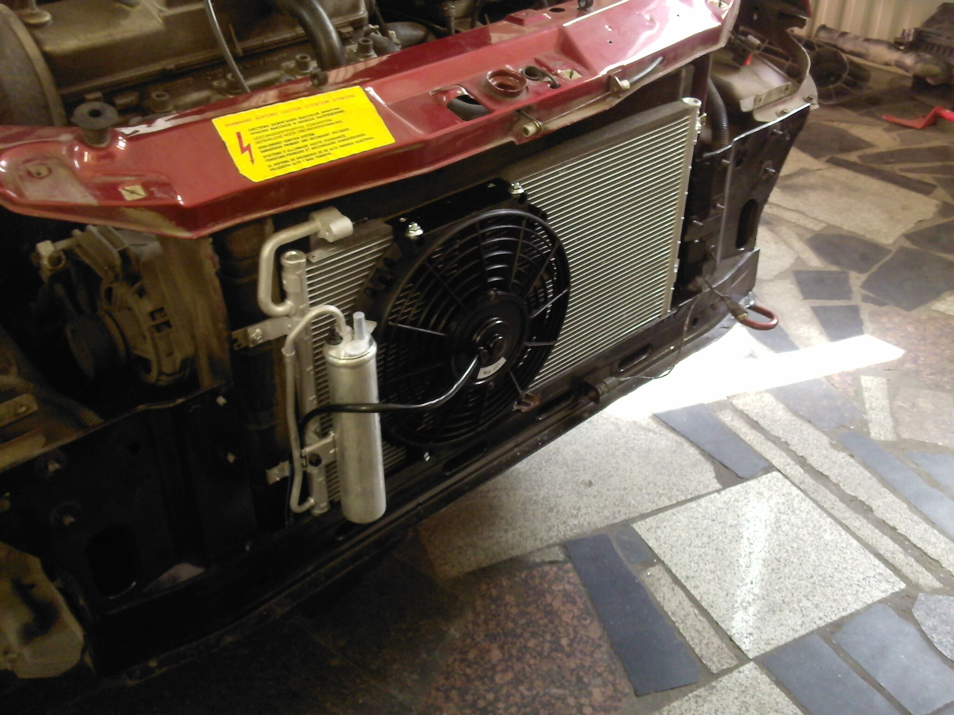 Установка кондиционера на калину цена утилизация стиральных машин харьков
