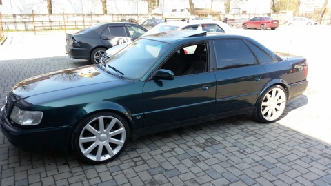 Audi S4 (C4). Owners' reviews with photos — DRIVE2