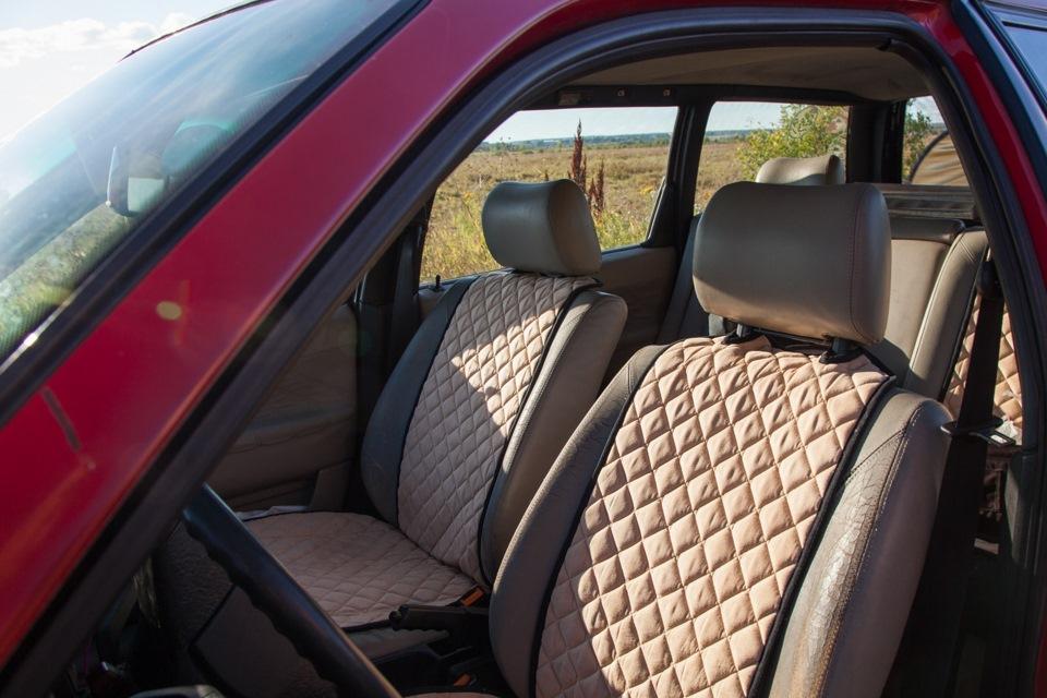 Накидки для автомобильных сидений Cantra