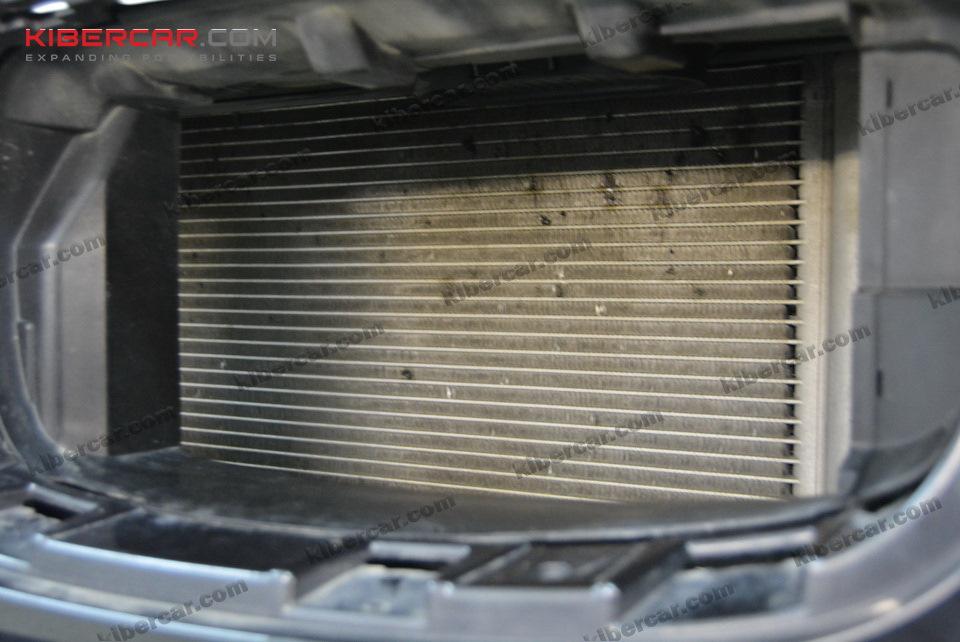 Состояние радиатора за 6 месяцев эксплуатации.
