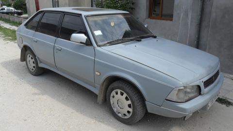 фото подключенного стартера на москвиче 2141.