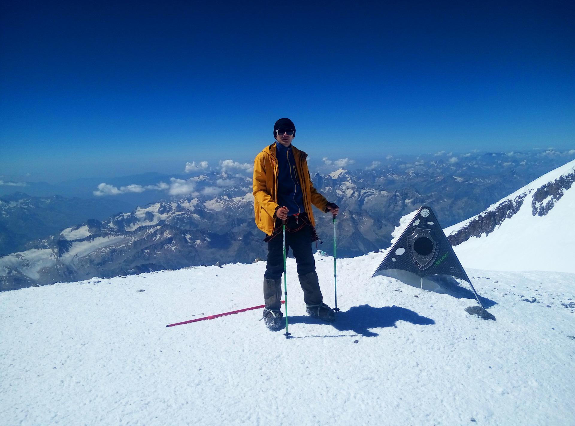 Эльбрус восхождение с севера фотоотчет кыргыз