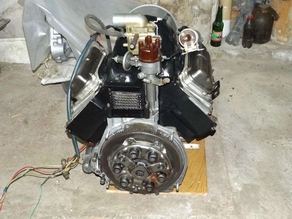 двигатель от запорожца фото