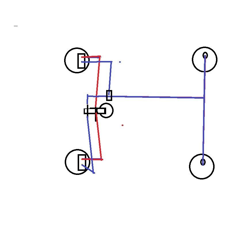 Схема тормозов. Часть 2