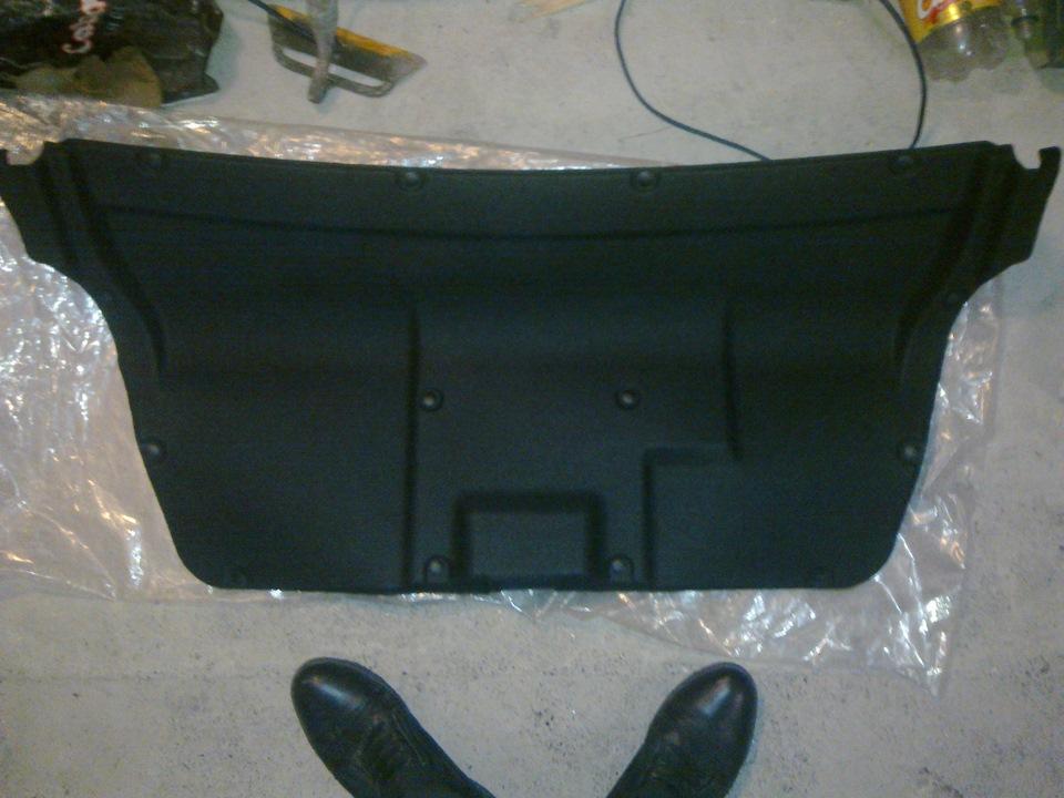 chevrolet lacetti обшивка багажника