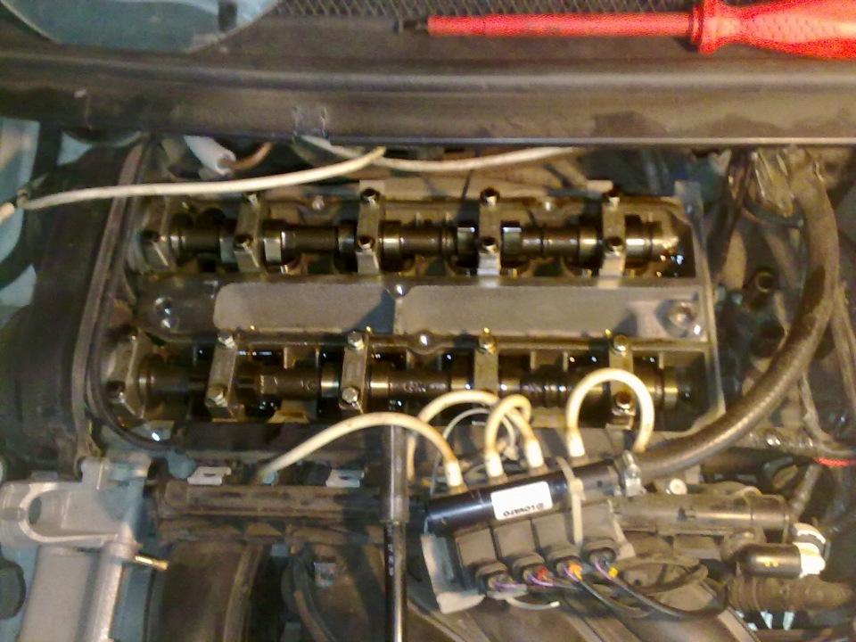 Регулировка клапанов форд фокус 2 своими руками