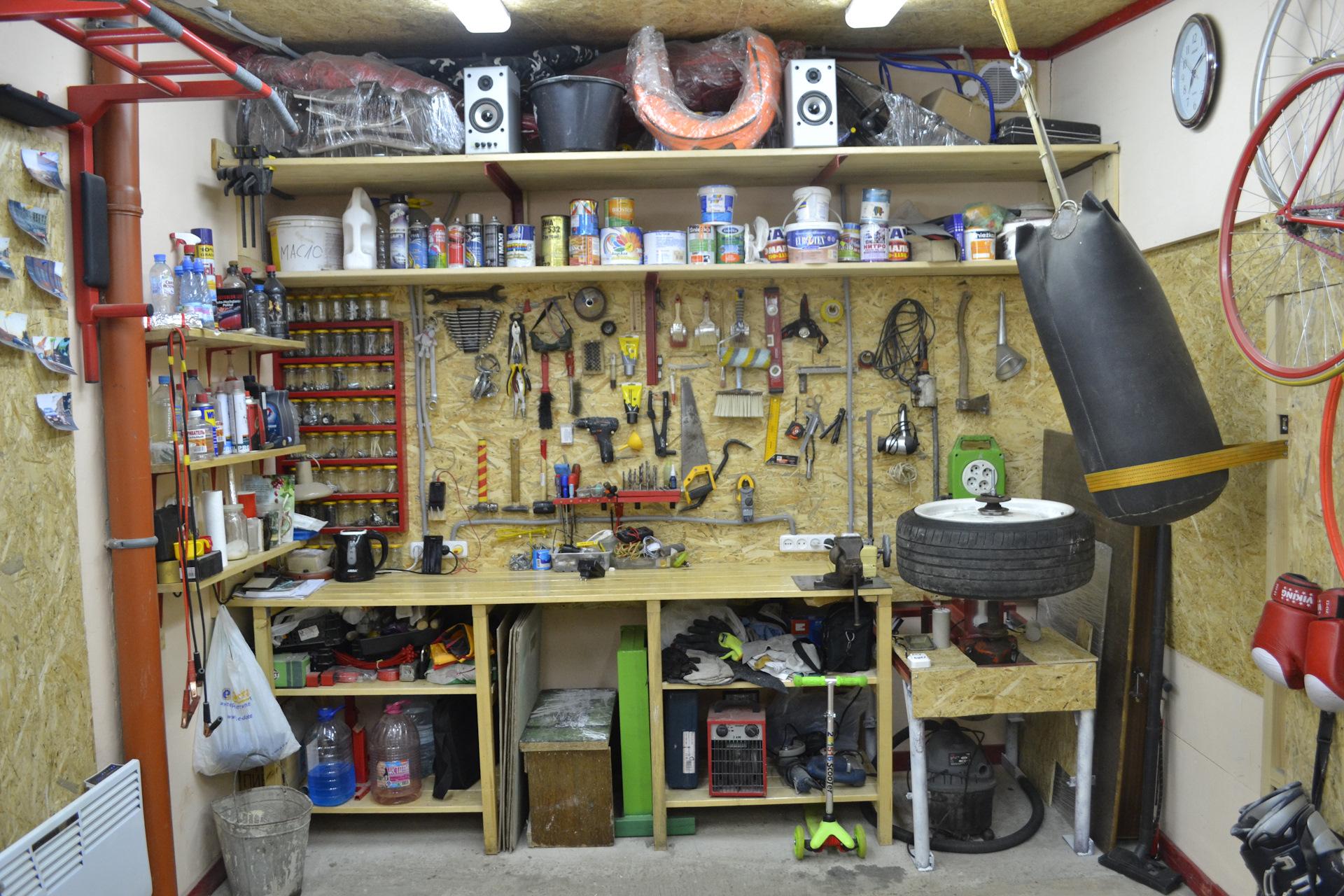 коттеджей прикольный ремонт гаража фото пишет довольно едкие