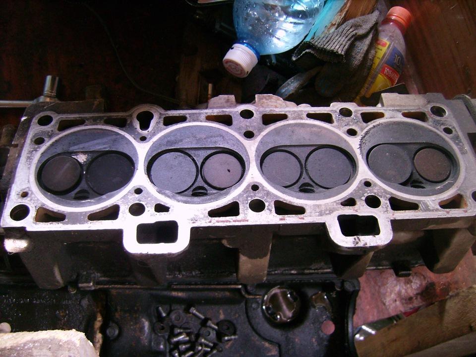 Переборка двигателя ваз 2109