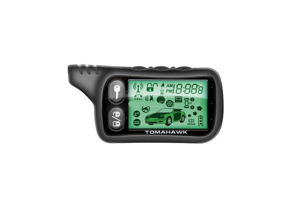 Сигнализация tomahawk tw 7010 инструкция по эксплуатации