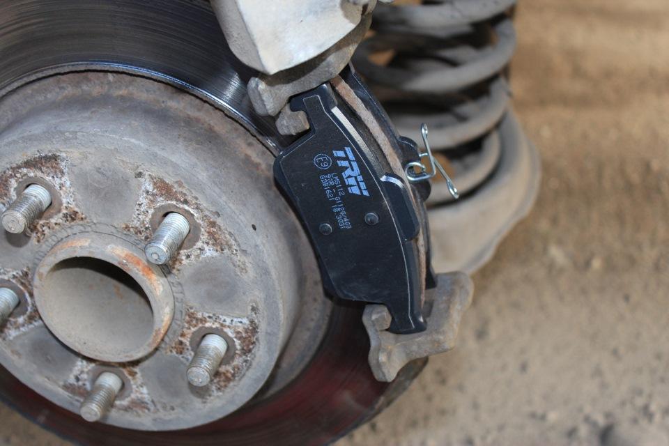 форум замена задних тормозных колодок ford s-max
