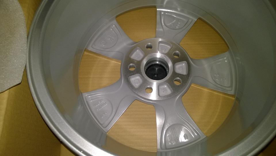 Велорум диски шкода