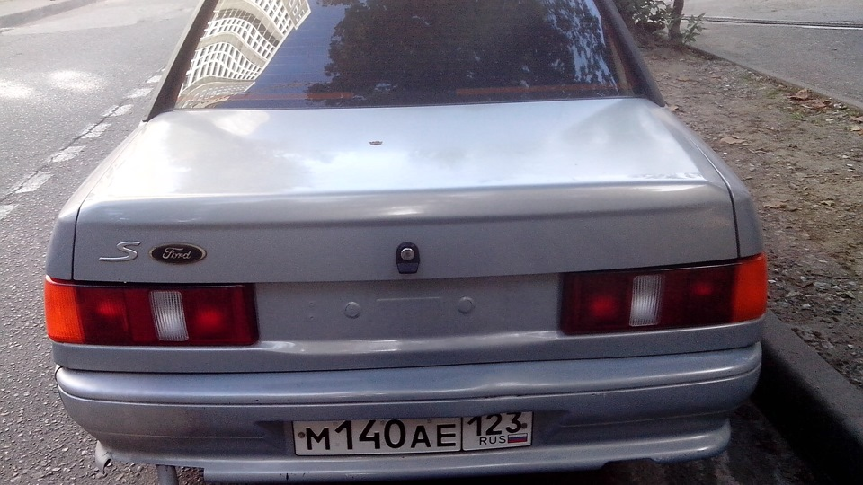 ваз 2115 ford