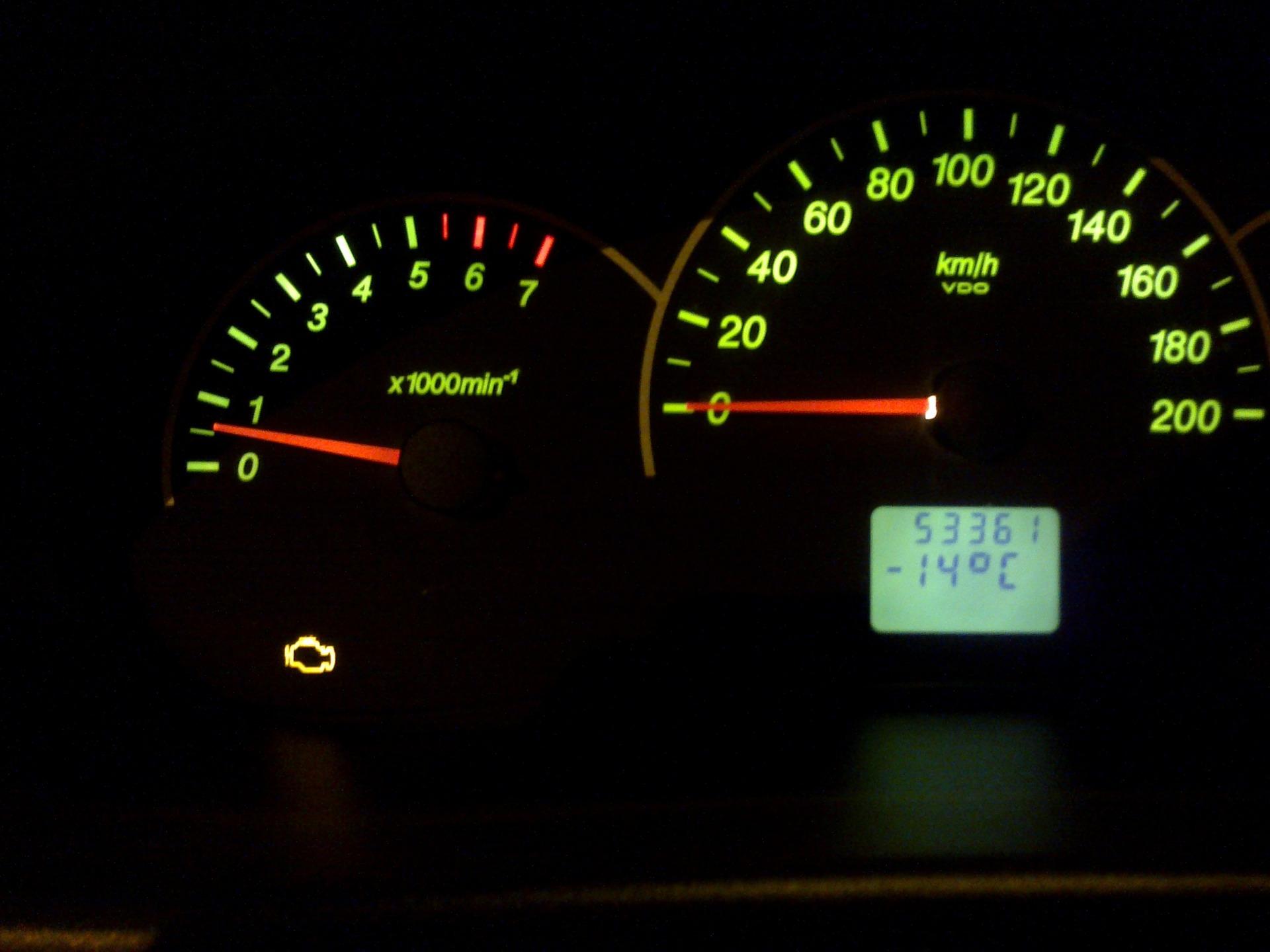 Фото №3 - на холостых оборотах трясет машину ВАЗ 2110