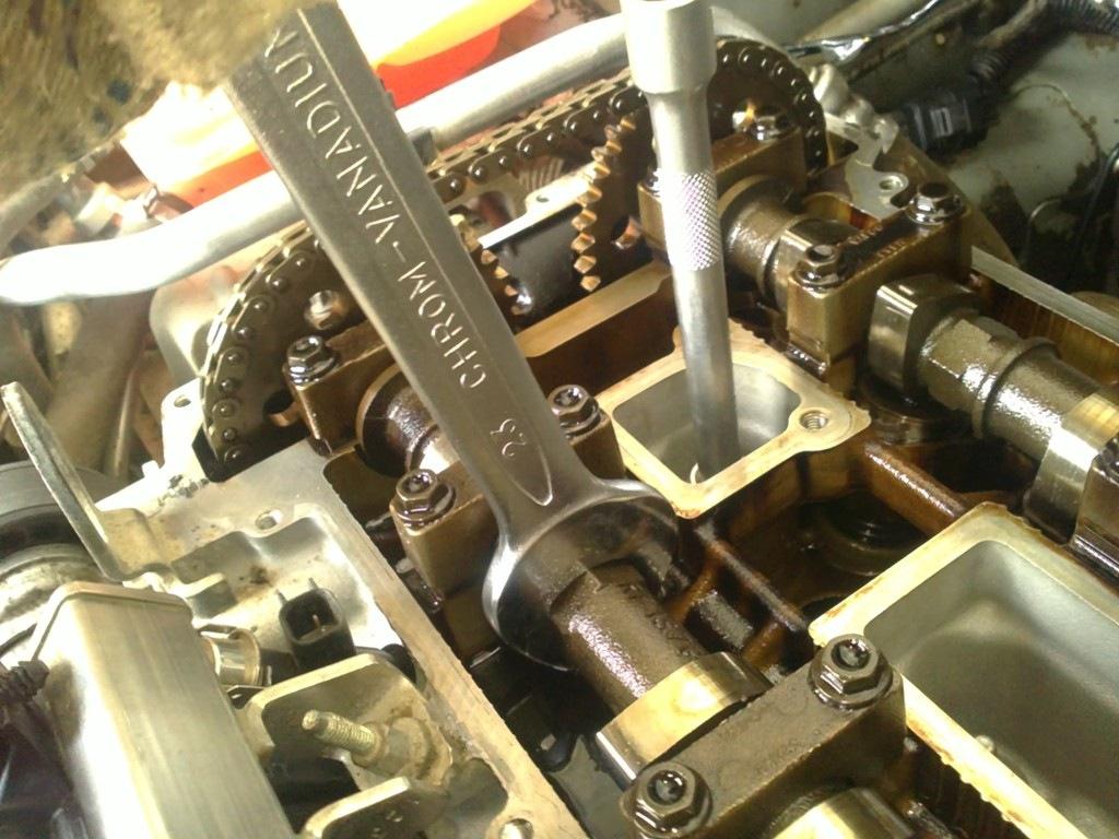 Ремонт двигателя на форд фокус 2
