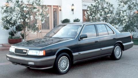 mazda 929, 1989 отзывы