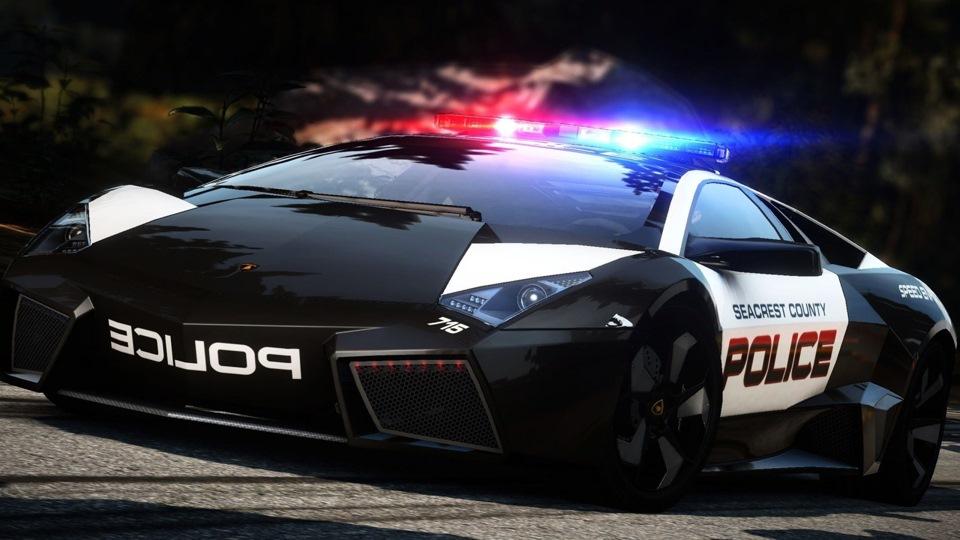 ламборджини милиция
